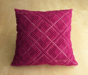 Tartan Pattern Pillowcase
