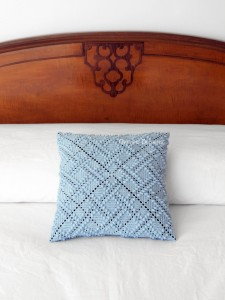 Irregardless Pattern Pillow