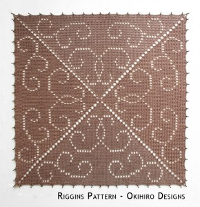 Blocking Board – Riggins Pattern